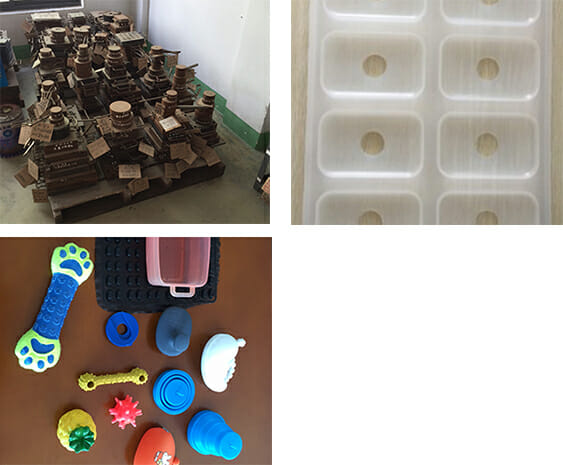 Silicone Injection Molding and Custom Rubber Moulds