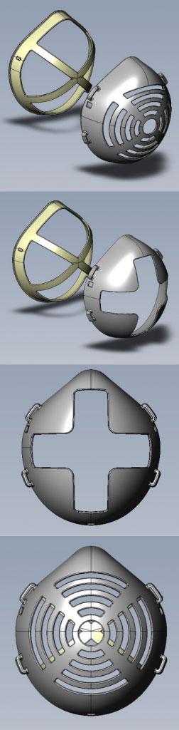 Mask layouts