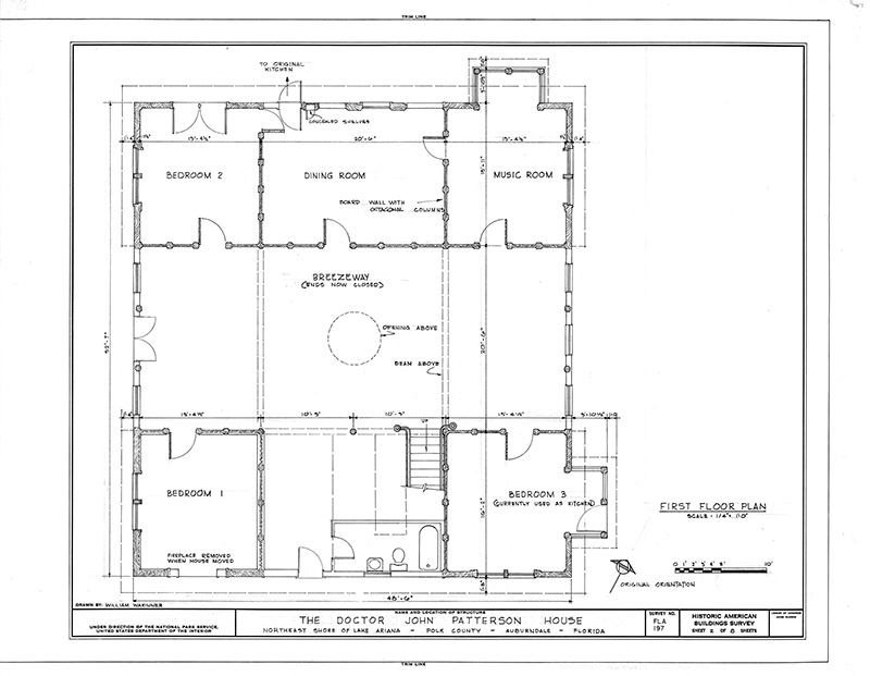 Image description: Floorplan