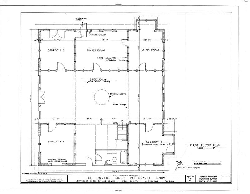 Image description: Floorplan